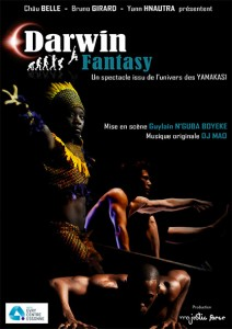 Affiche du spectacle Darwin Fantasy - ideaLUV